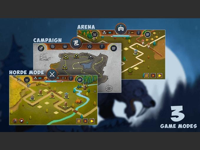 Hooman Invaders Tower Defense Screenshot3